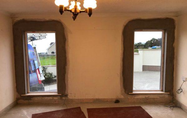 New Gable End Windows